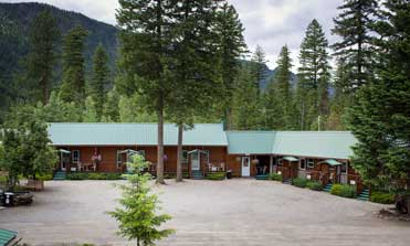 Fork River And Thompson Falls Area The Riverfront Is Newest Motel Out Of All Located In Northwest Montana